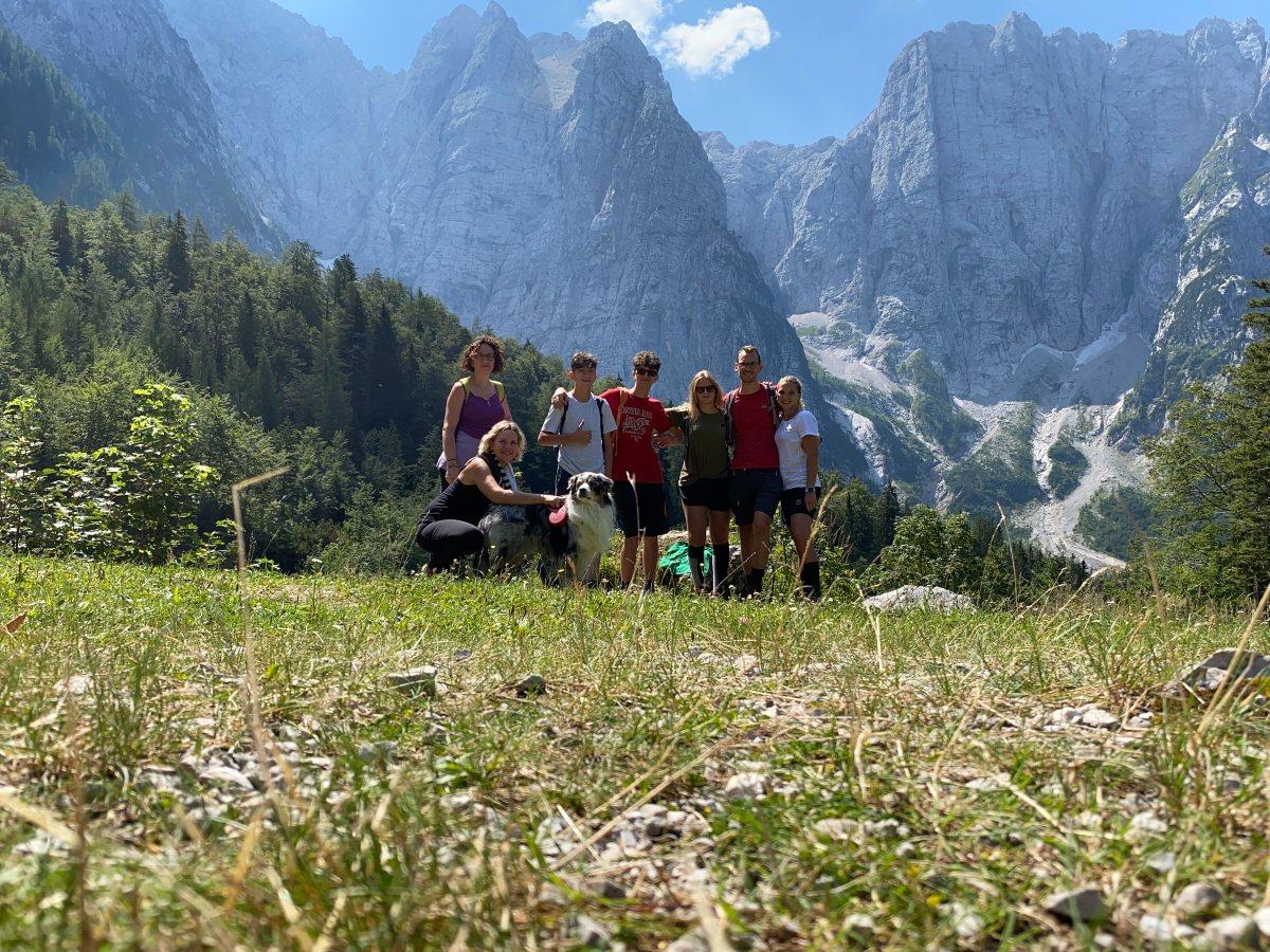 rifugio zacchi escursioni friuli trekking per bambini trekking in friuli
