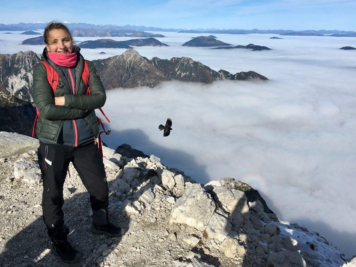 Escursioni Friuli Cima di Terrarossa Trekking montagna percorsi e mappa