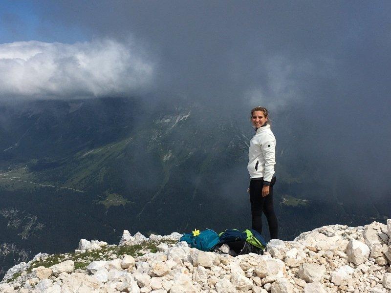 Escursioni Friuli Monte Forato trekking montagna friuli