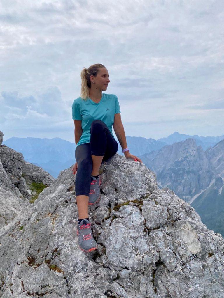 Cima Cacciatore dal Lussari trekking escursioni in montagna escursioni friuli