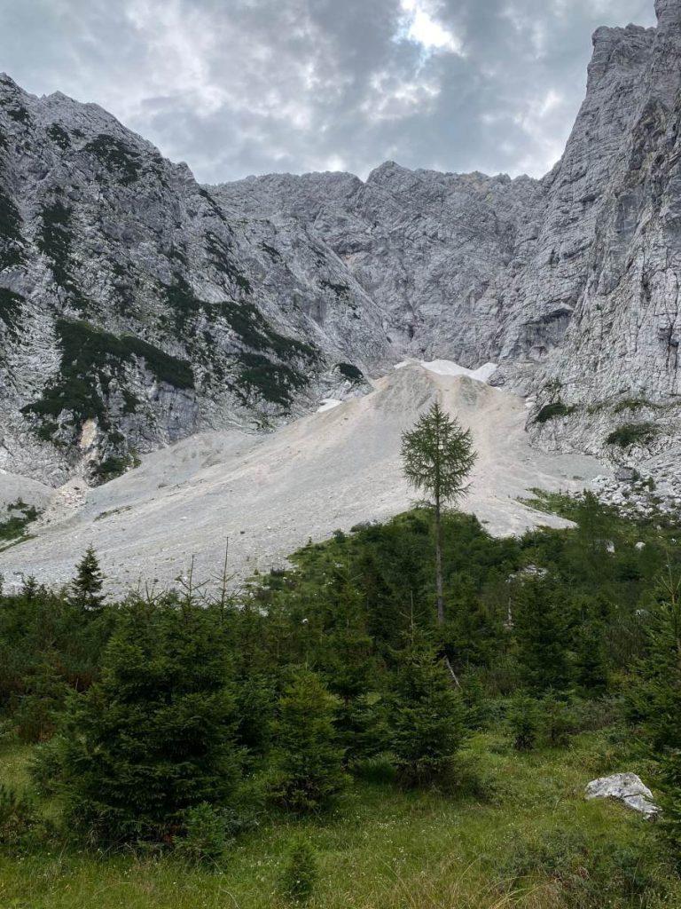 rifugio zacchi escursioni friuli trekking in montagna