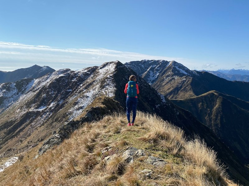 Escursioni Friuli Anello Floriz da Rifugio Marinelli