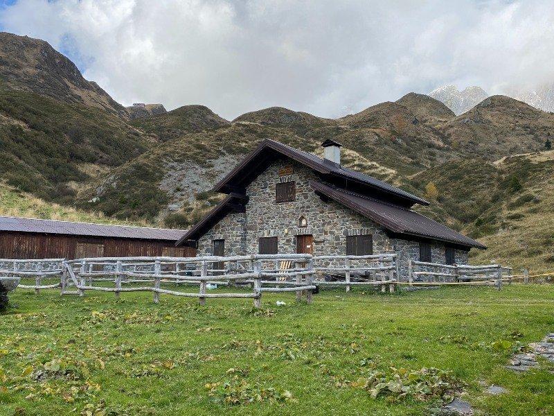 Escursioni Friuli Anello Floriz da Rifugio Marinelli  Casera Plotta