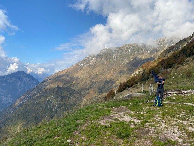 Escursioni Friuli casera ungarina e malga confin agriturismo trekking in montagna friuli