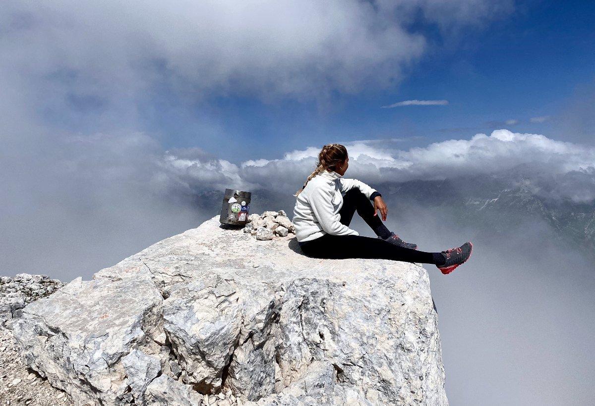 Escursioni Friuli trekking Monte Forato dal Gilberti
