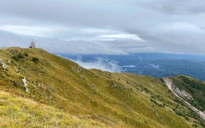 Anello del Monte Cuarnan da Montenars
