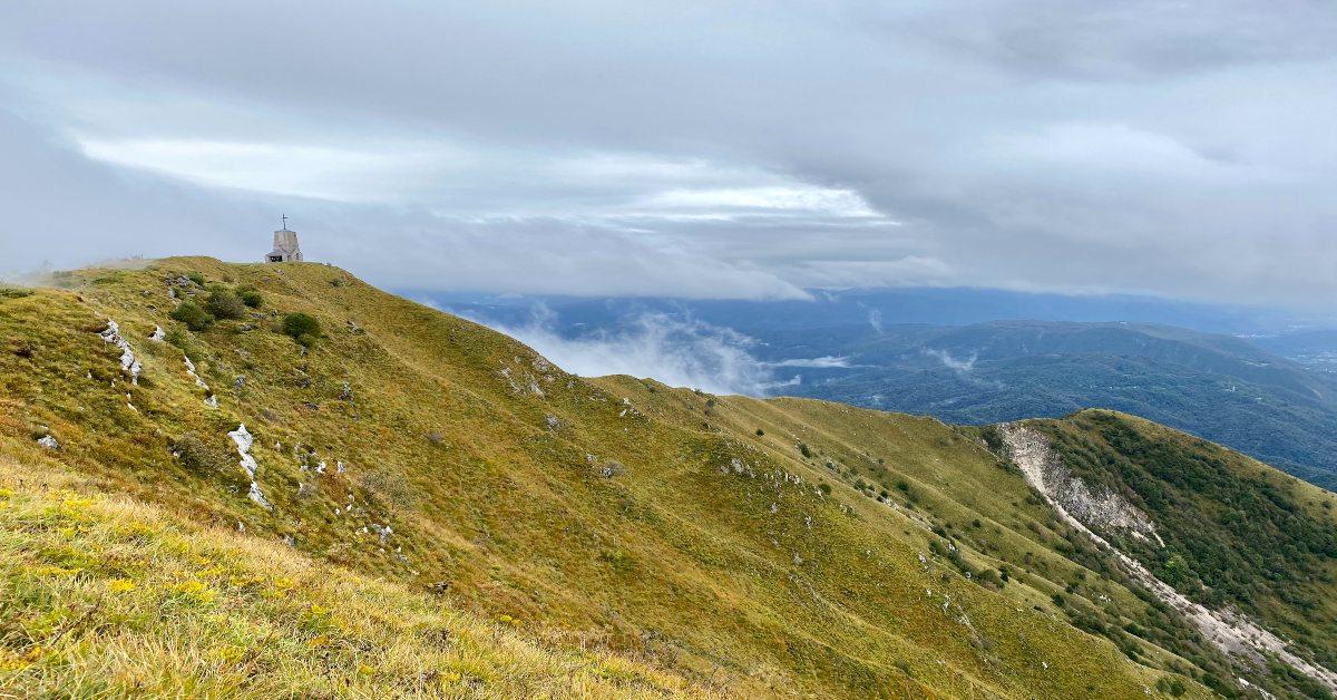 escursioni friuli monte cuarnan