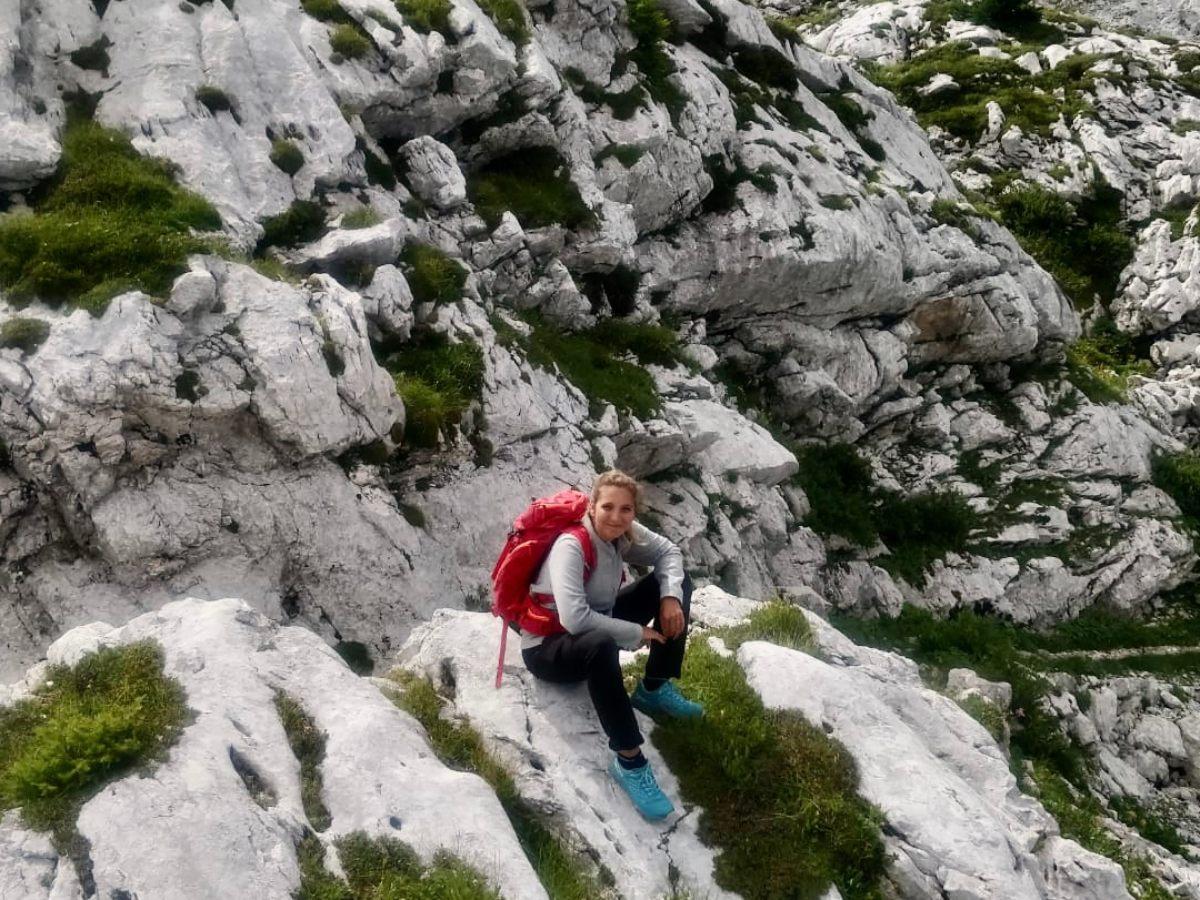 escursioni friuli montagna monte robon da sella nevea