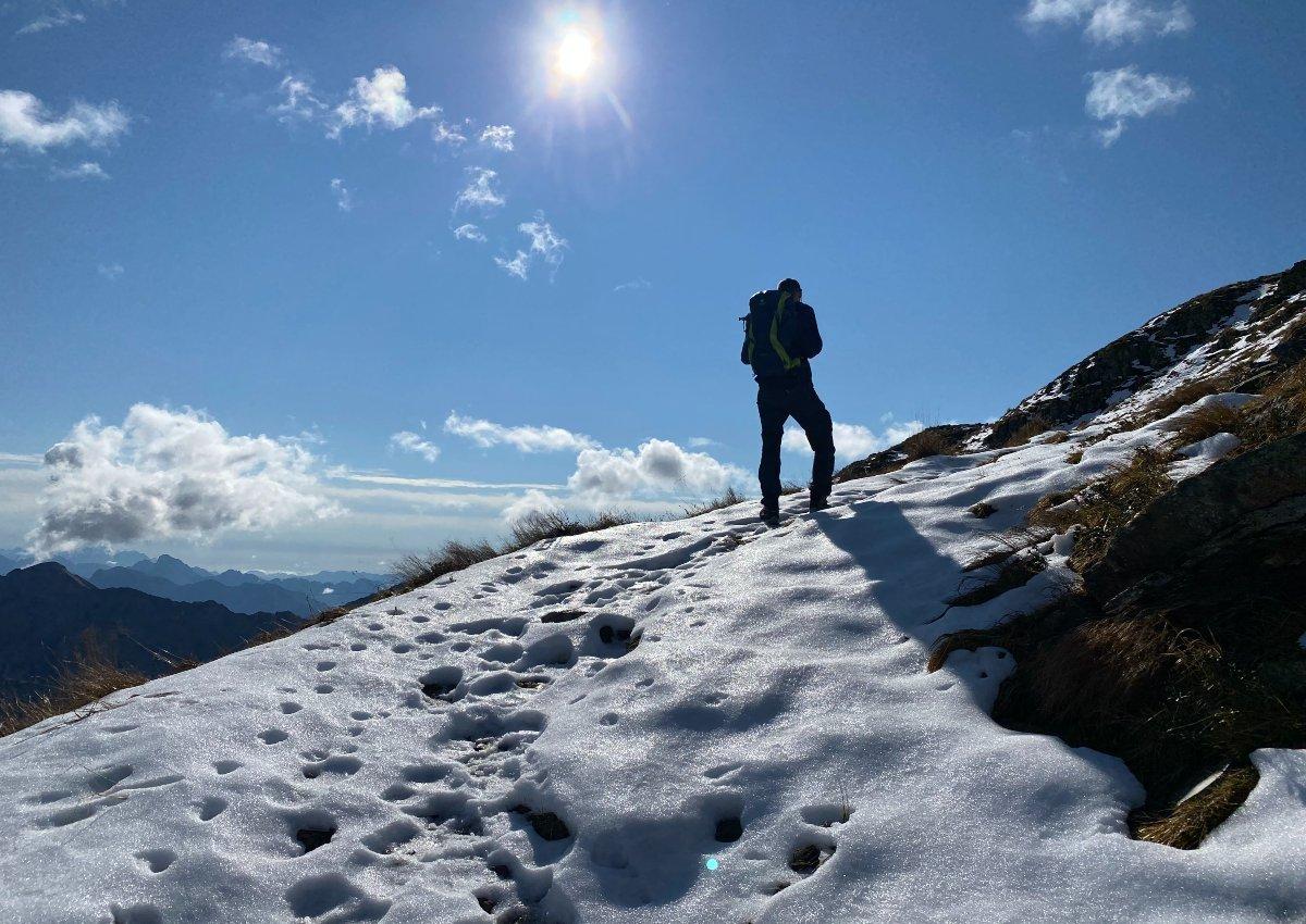 escursioni friuli trekking anello monte floriz rifugio marinelli
