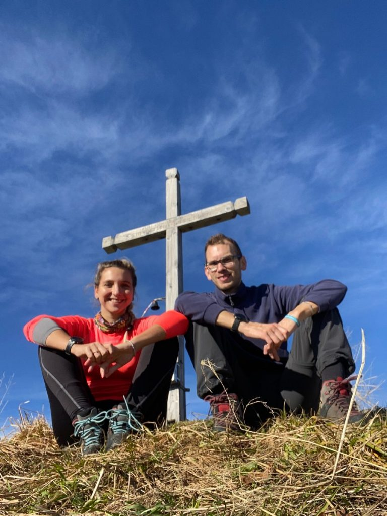 Croce Monte Morgenleit da Sauris di Sopra
