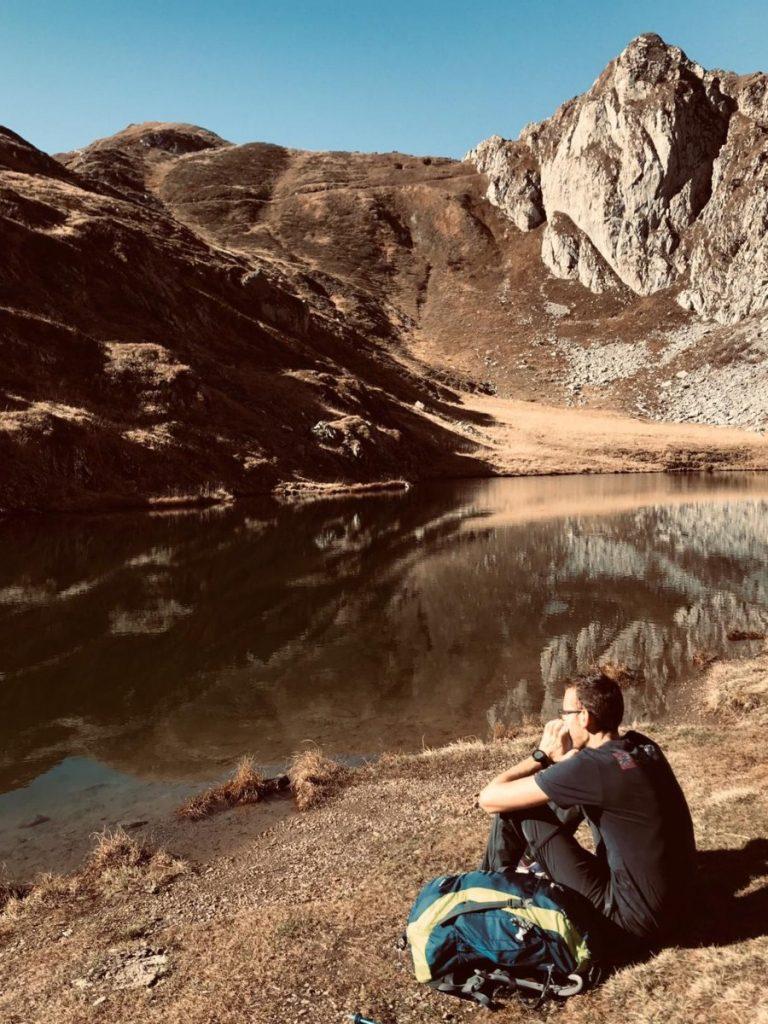Escursioni in friuli al lago avostanis