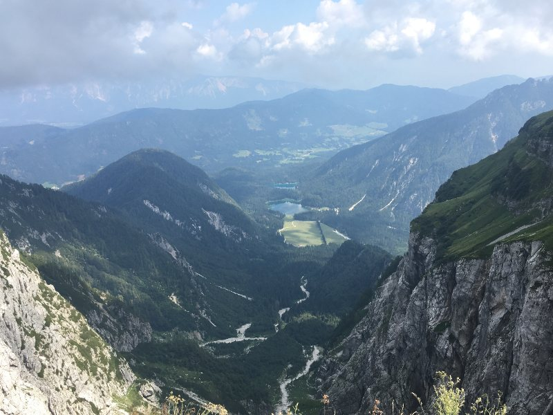 Alpi giulie e Laghi di Fusine