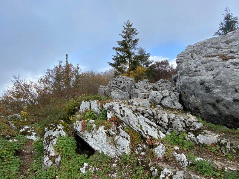 Rocce del Monte pala