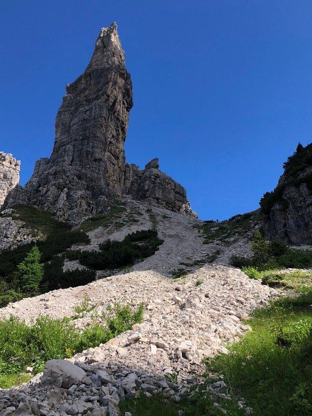 Roccia Val Montanaia