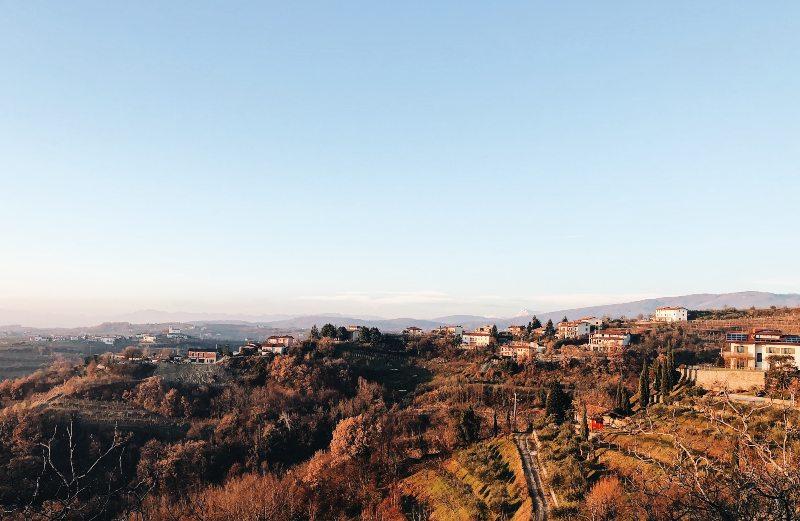 Paesaggio Fiaschetti di Caneva