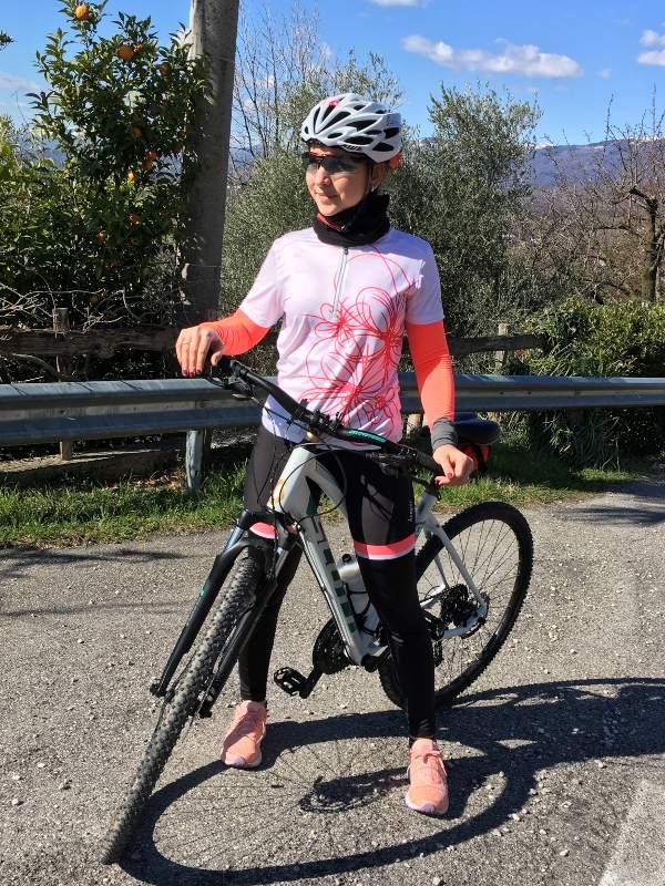In bicicletta tra Caneva e Vittorio Veneto