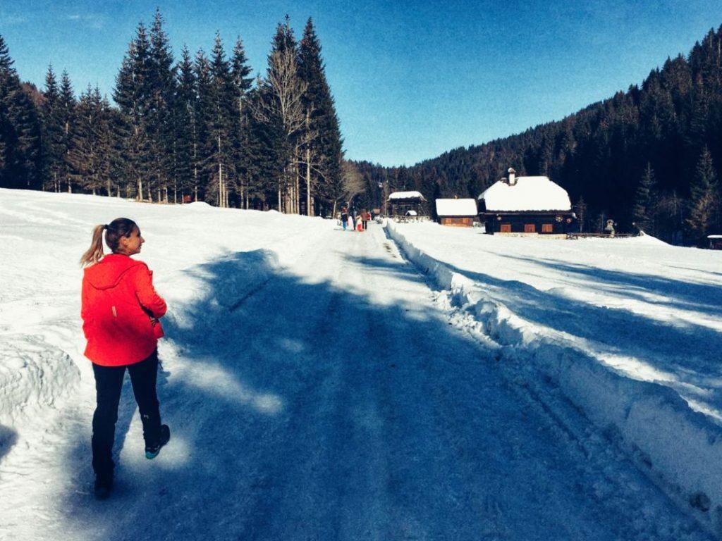 Val Bartolo escursione facile in friuli