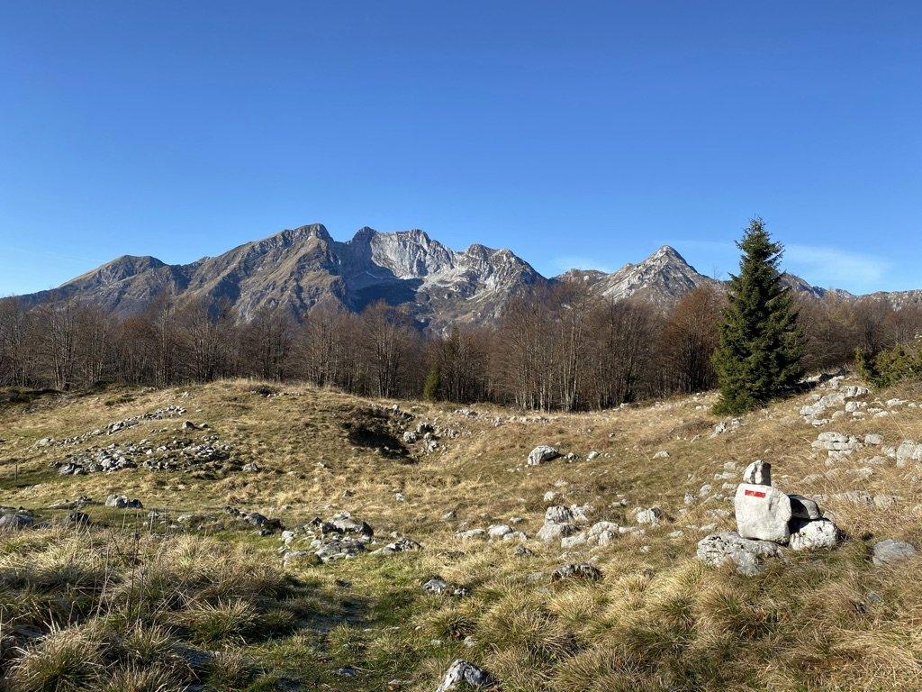 Pianoro Monte Cjastelat