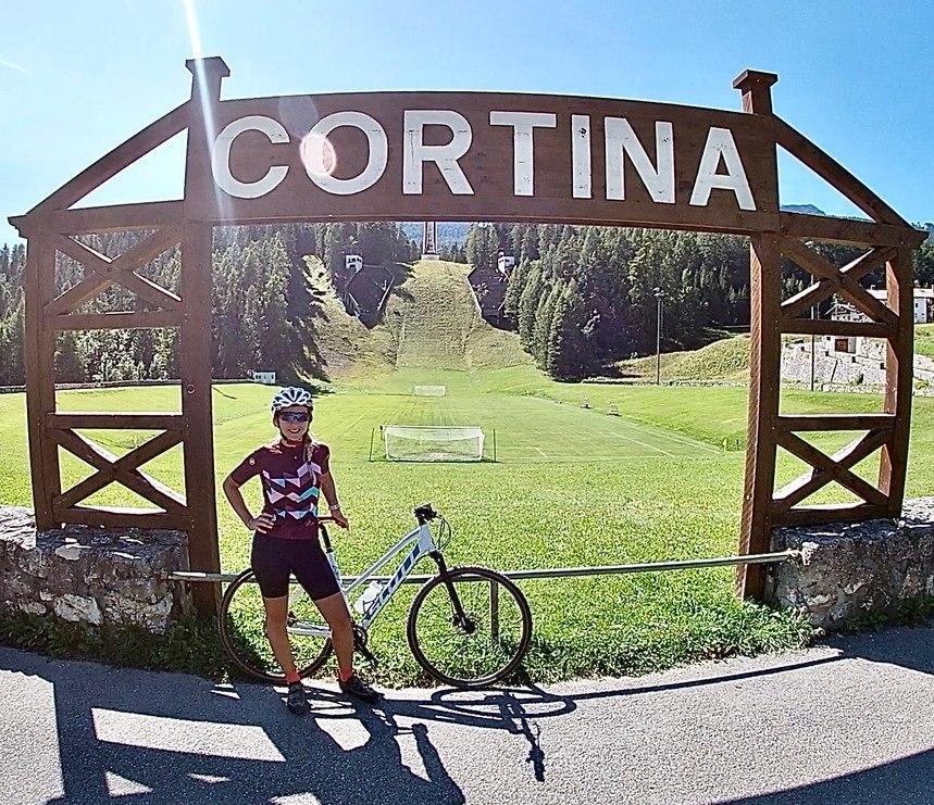Ciclabile Calalzo Cortina