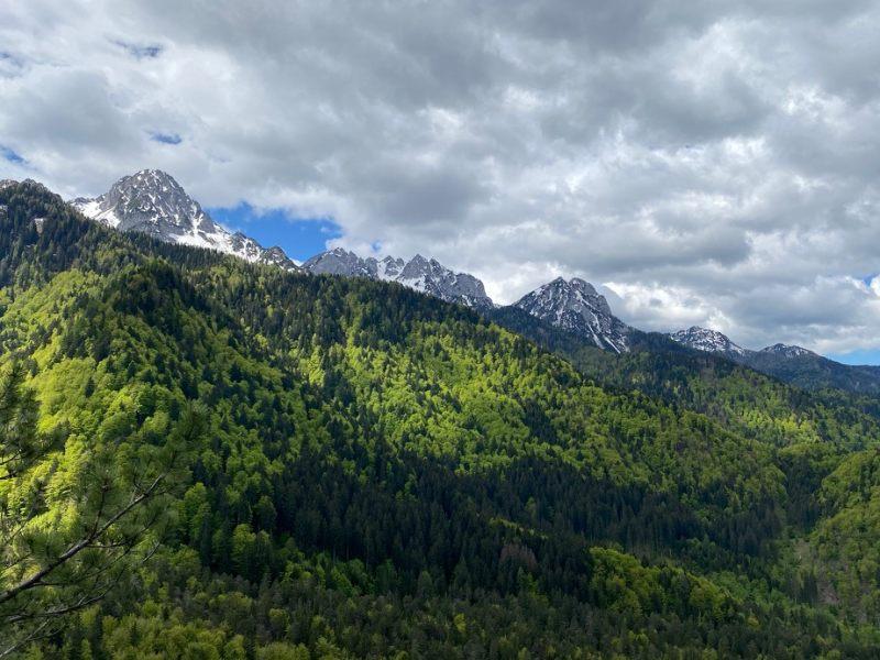 Panorami dal sentiero