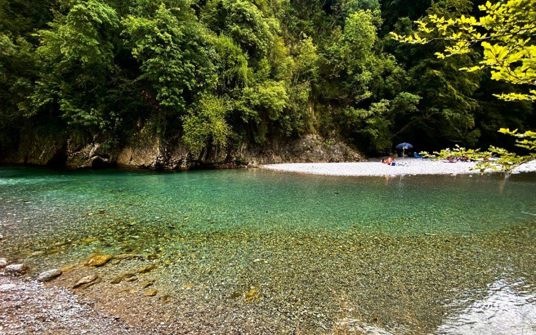 Torrente Arzino e La Vallata