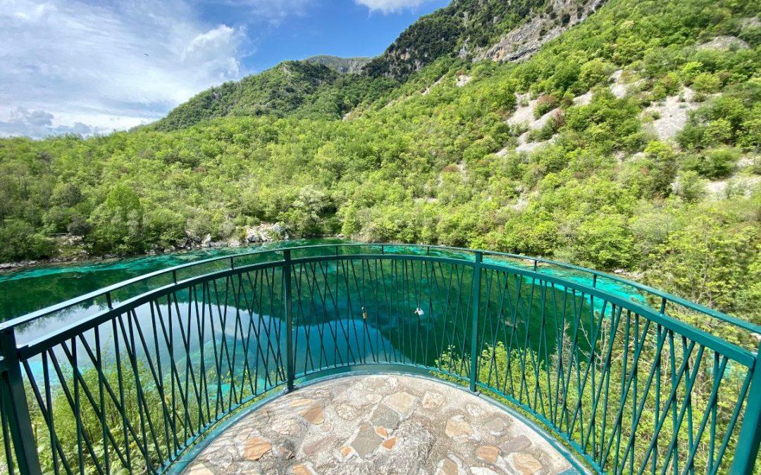 Lago di Cornino e Lago di Cavazzo