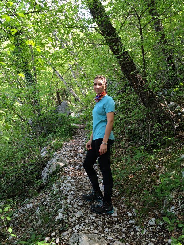 Camminata sul Monte Festa
