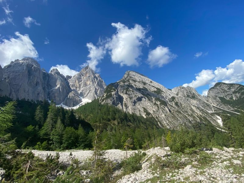 Panorama dal Pellarini