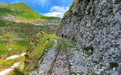 Sentiero delle creste a Verzegnis