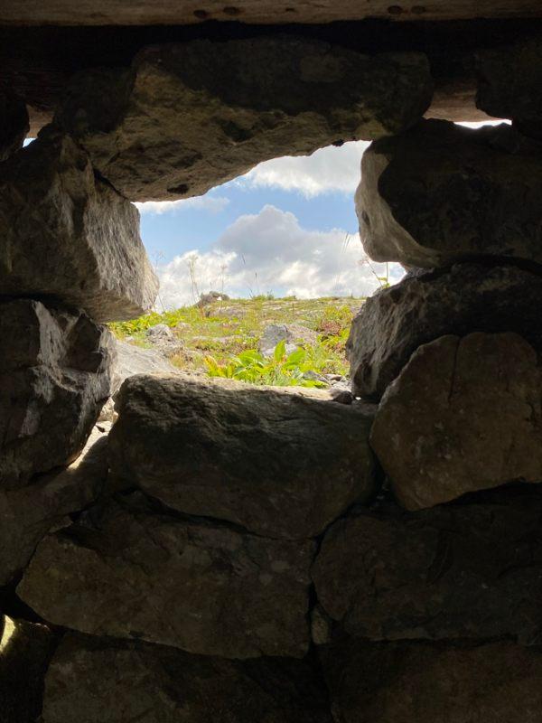 finestra di guerra