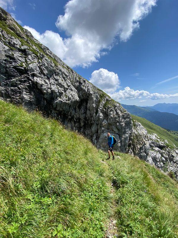 sentiero montagna escursioni friuli