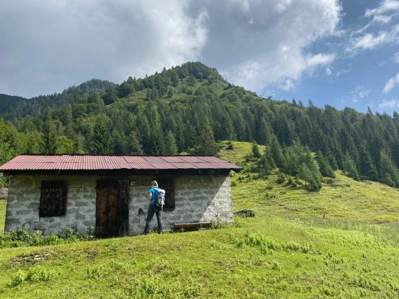 costruzione montagna escursioni friuli
