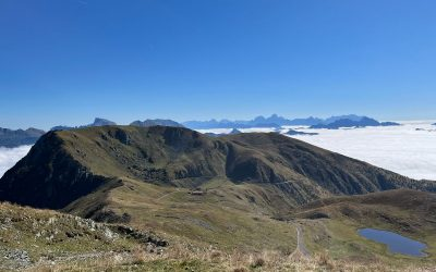 Monte Paularo da Casera Pramosio: una facile camminata panoramica